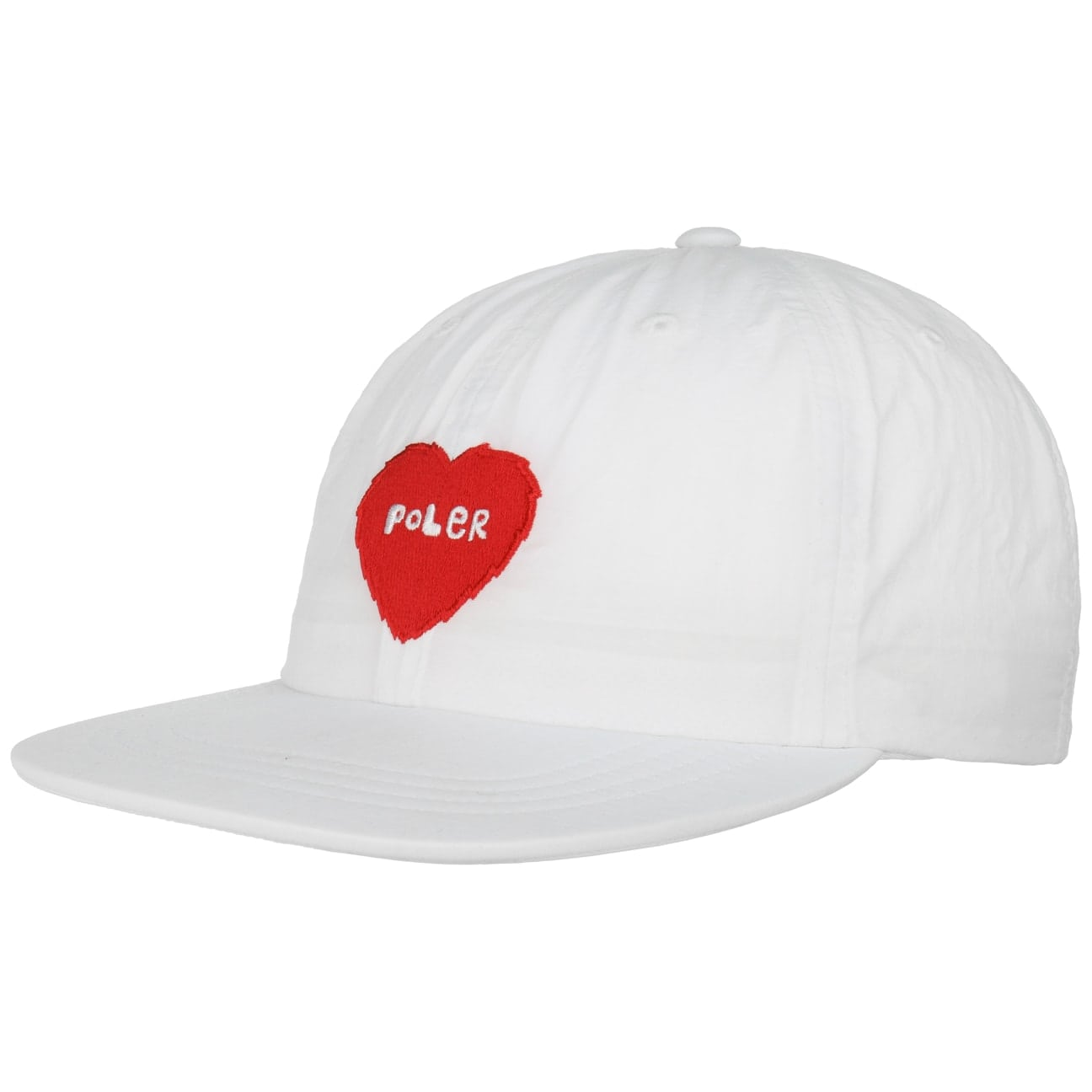 Casquette Heart Soft Visor Nylon by Poler  baseball cap
