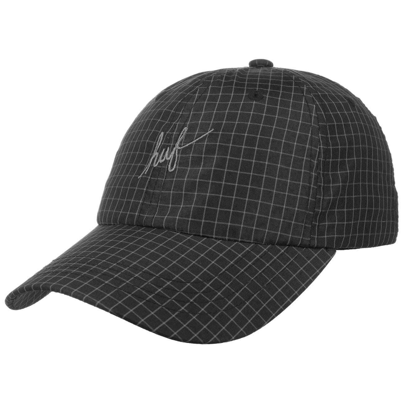 Curved Flynn Casquette Strapback by HUF  baseball cap