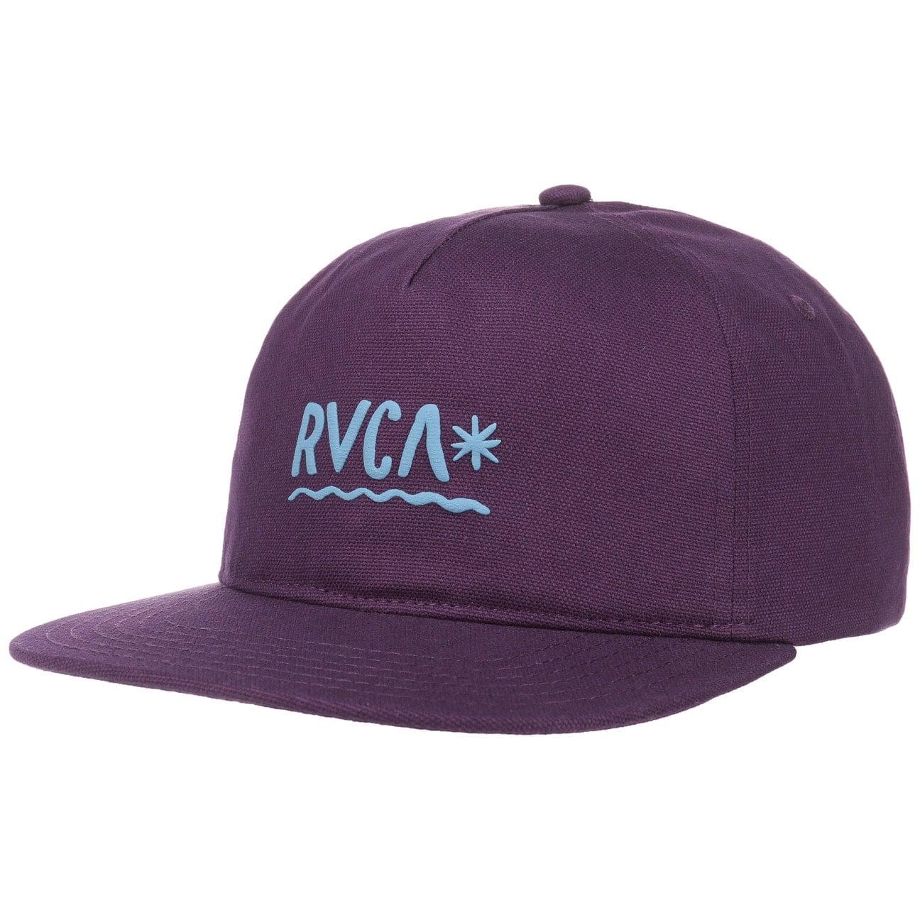 Casquette Snapback Squig by RVCA  baseball cap