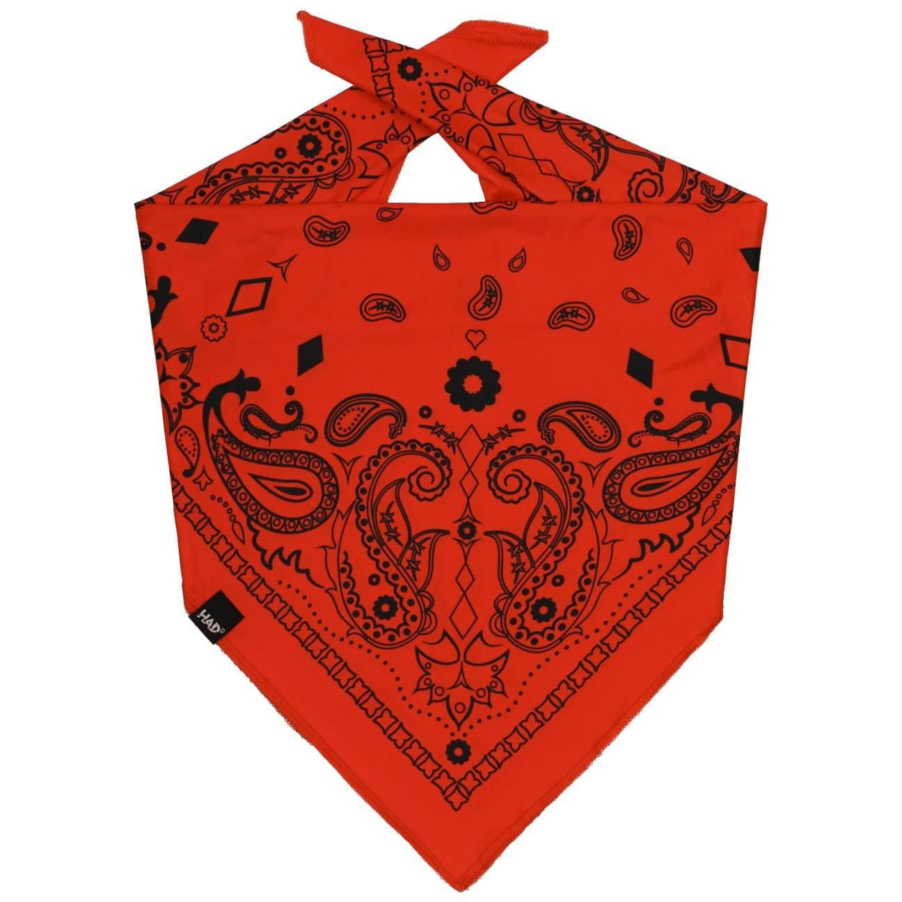 Bandana Tec Paisley Red by H.A.D.  écharpe