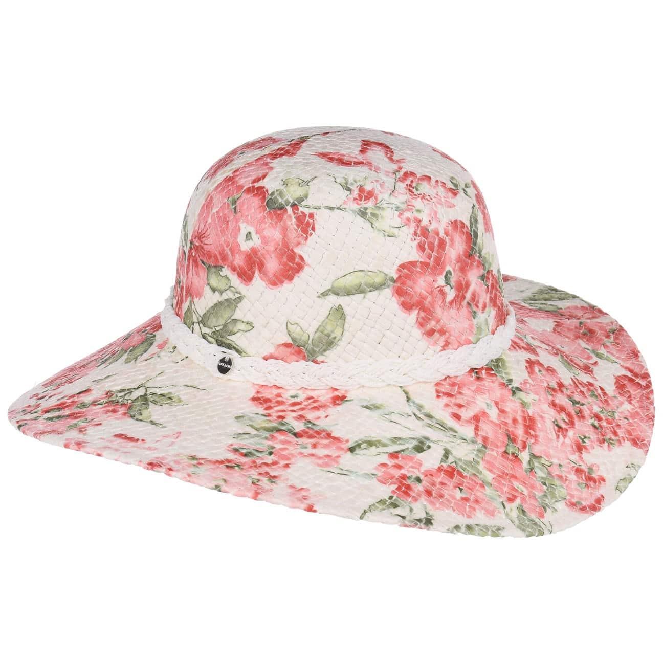 Capeline Light Flowers  chapeau de soleil