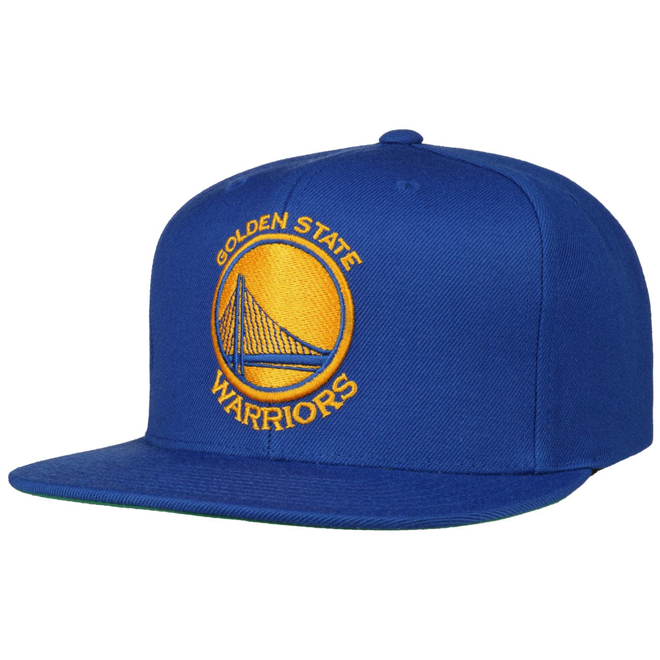 Casquette Wool Warriors by Mitchell & Ness  baseball cap
