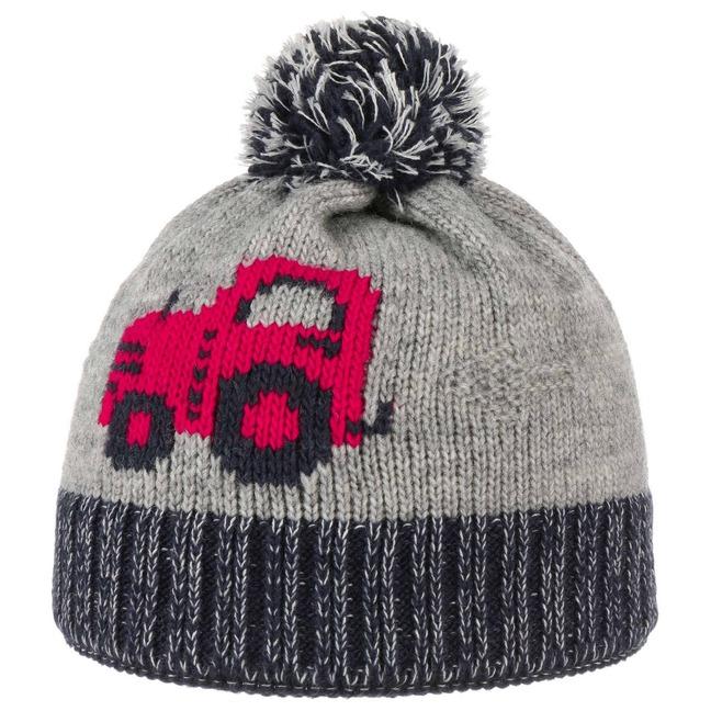 b5b5836b73d25 Bonnet pour Enfant Tractor Pompon by maximo - 24,95 €