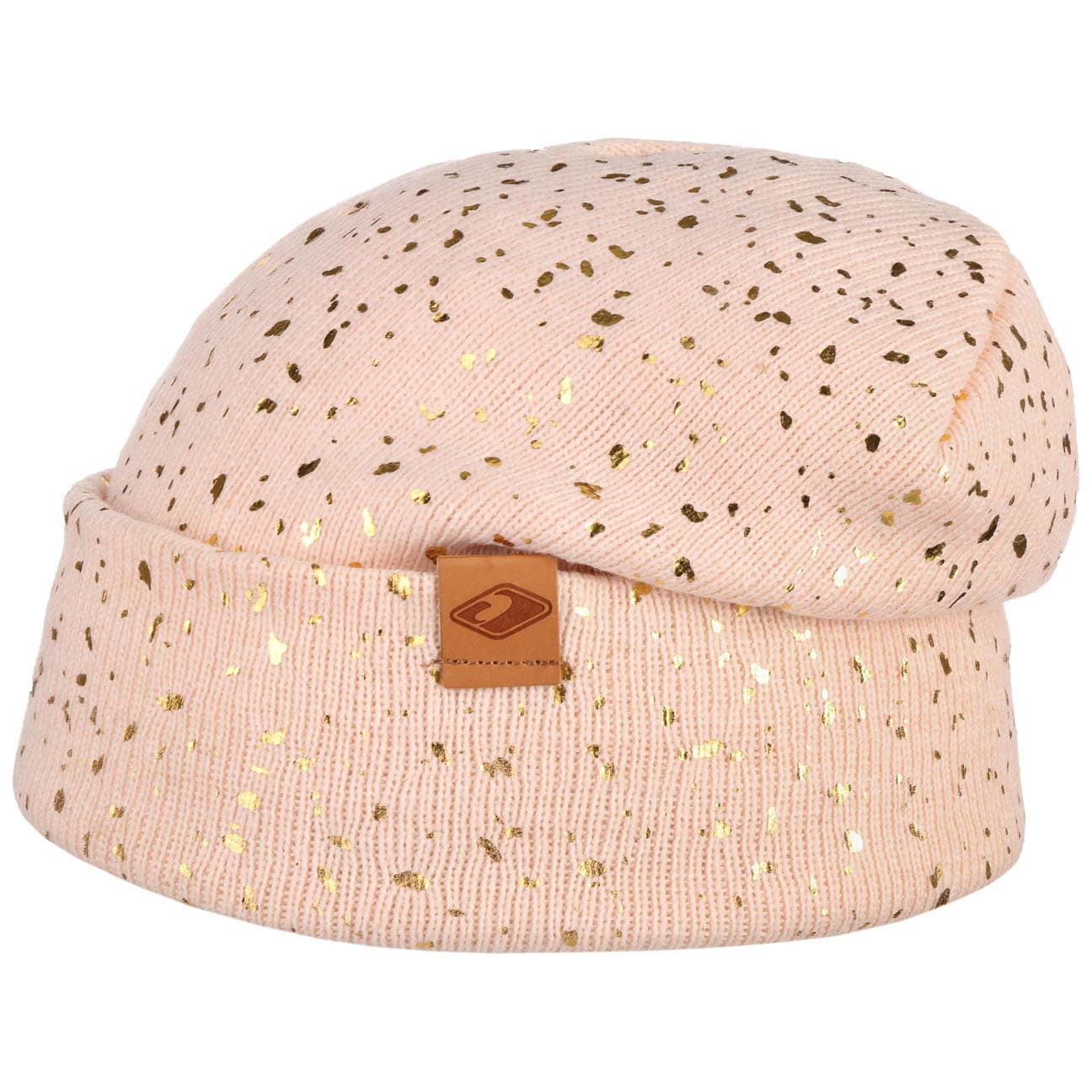 Bonnet Mabela Metallic Dots by Chillouts  bonnet en tricot