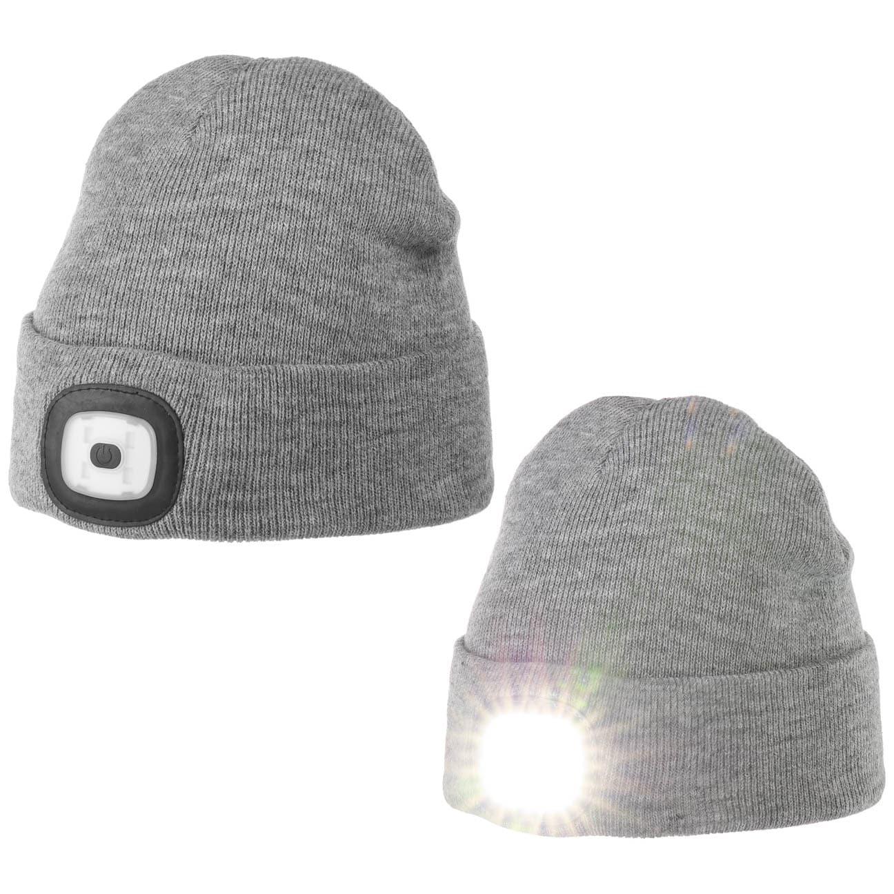 Bonnet à Revers Chilllight avec DEL by Chillouts  bonnet pour homme