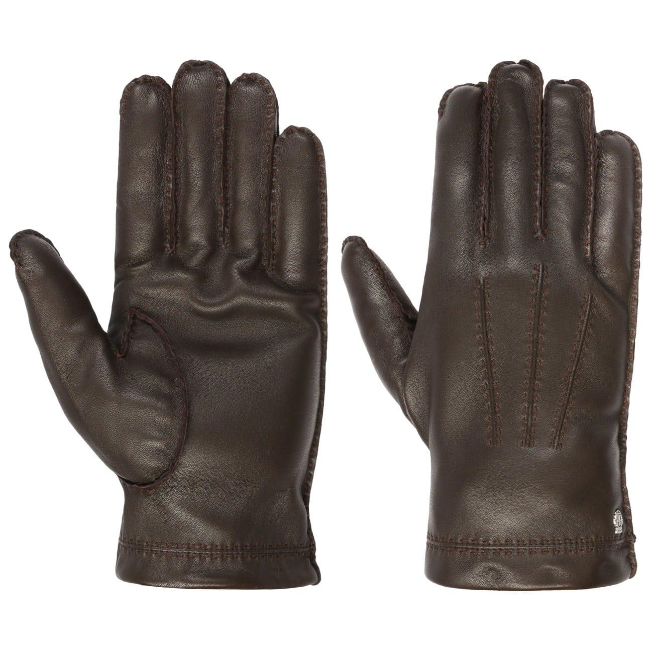 Gants en Cuir Elegant Stitching by Roeckl  gants avec dogits
