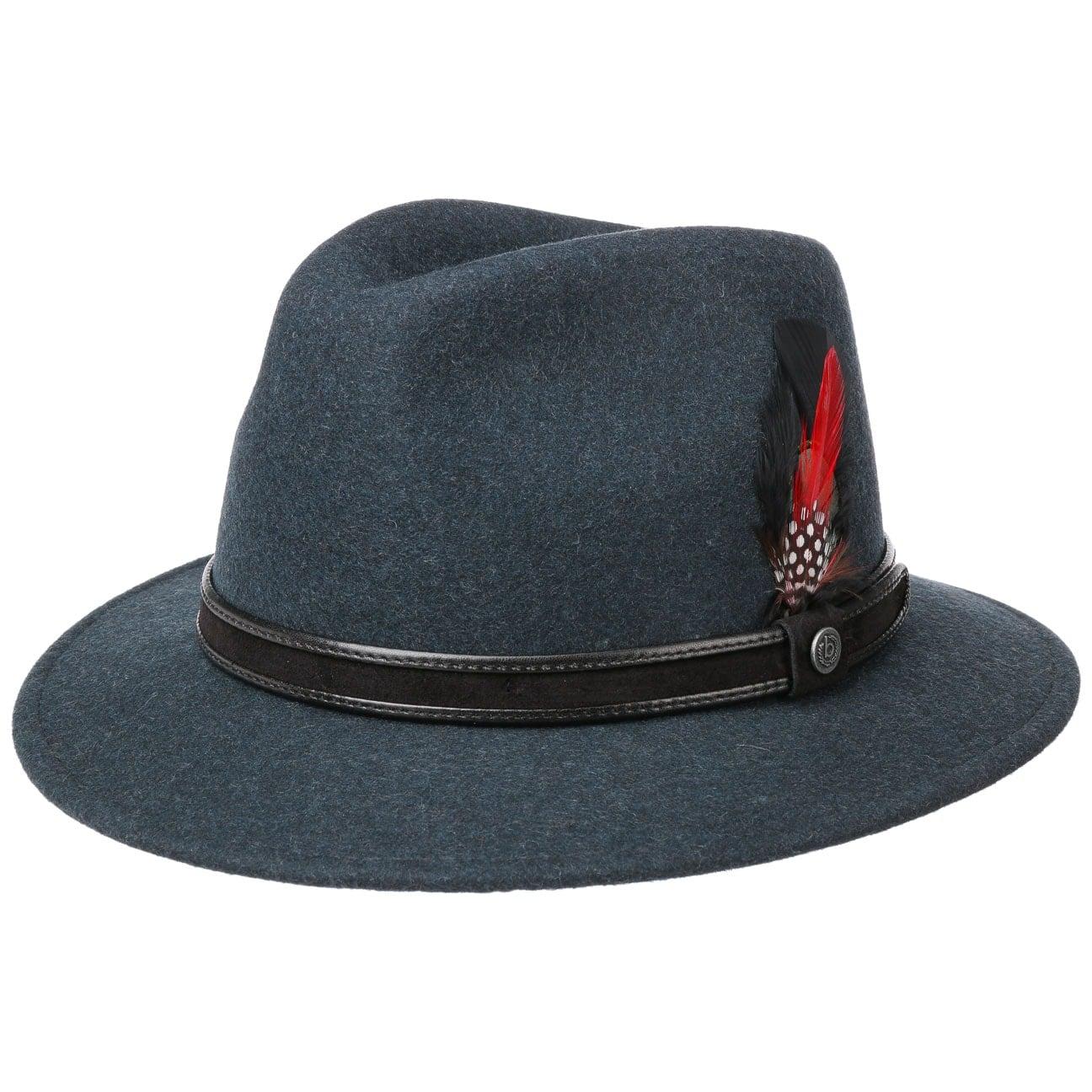 Chapeau en Feutre Crushable Traveller by bugatti  chapeau pour l`hiver