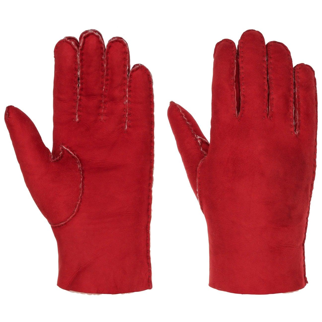 Gants pour Femme Lambskin by Caridei  gants avec dogits