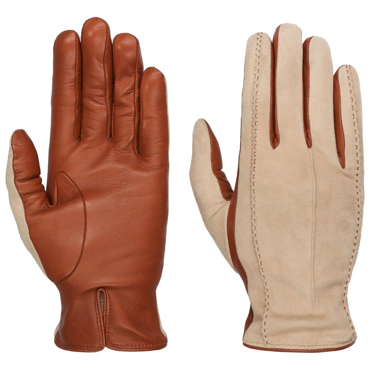 Gants pour Femme Classic Twotone by Caridei  gants avec dogits
