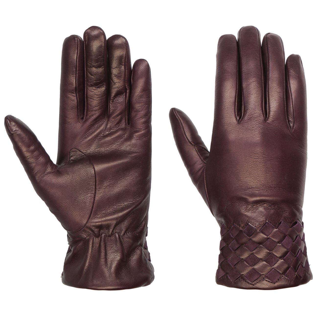 Gants pour Femme Campania by Caridei  gants avec dogits