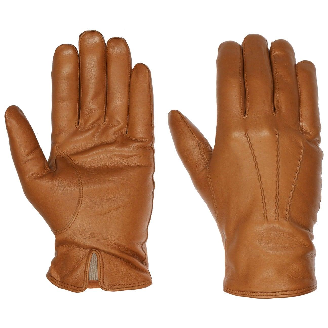 Gants pour Homme en Cuir Nappa by Caridei  gants en cuir