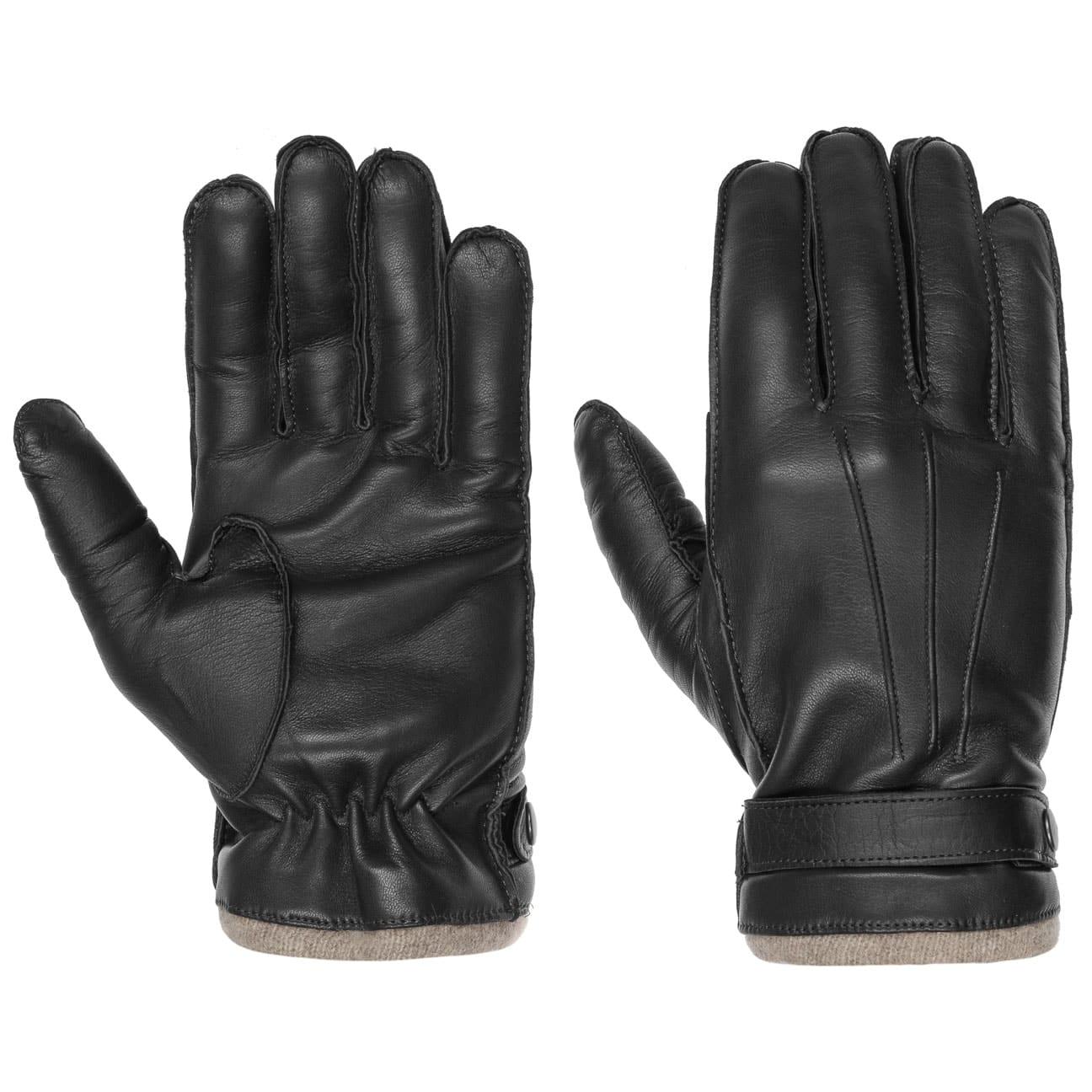 Gants pour Homme Cuir Nappa Naples by Caridei  gants en cuir