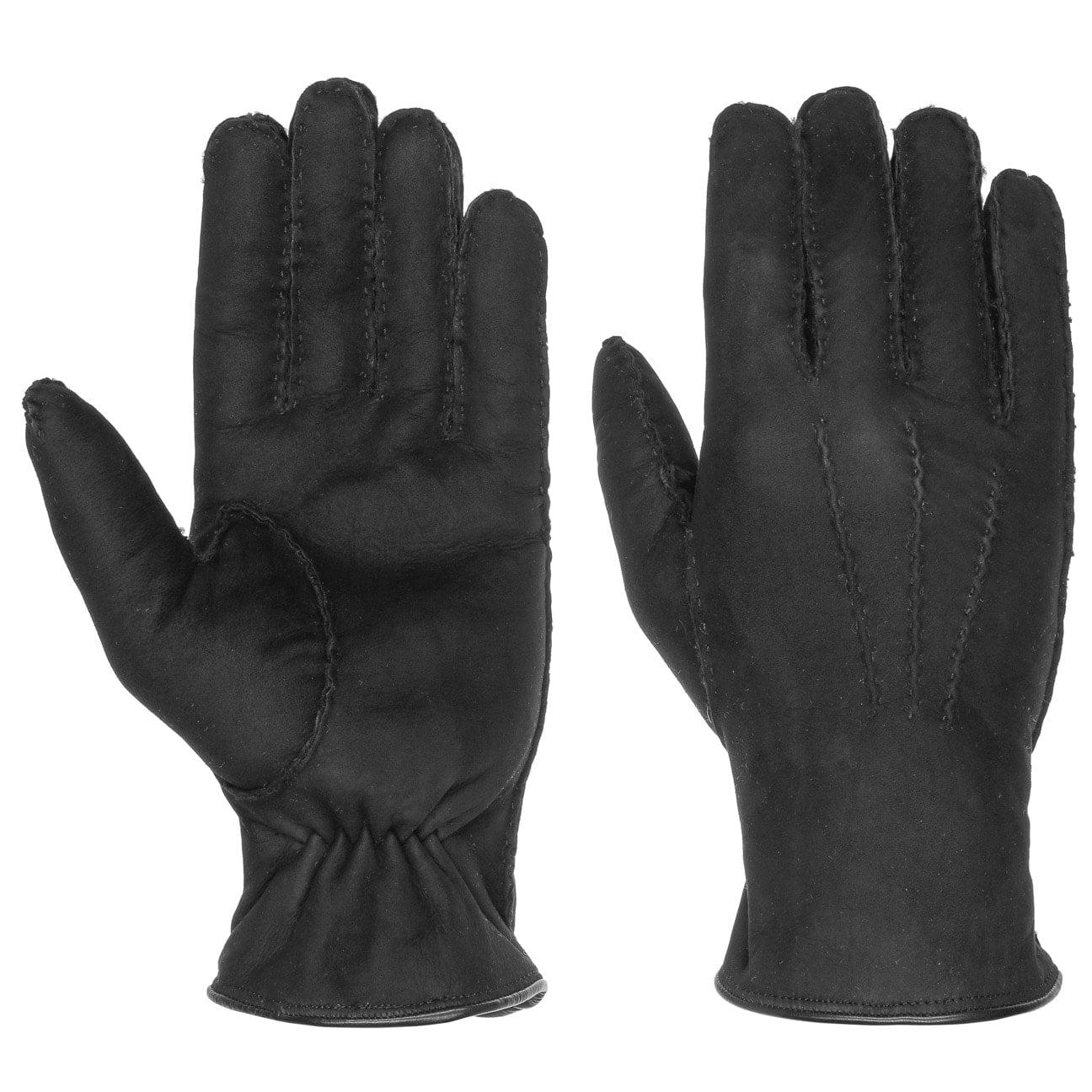 Gants pour Homme Lambskin by Caridei  gants avec dogits
