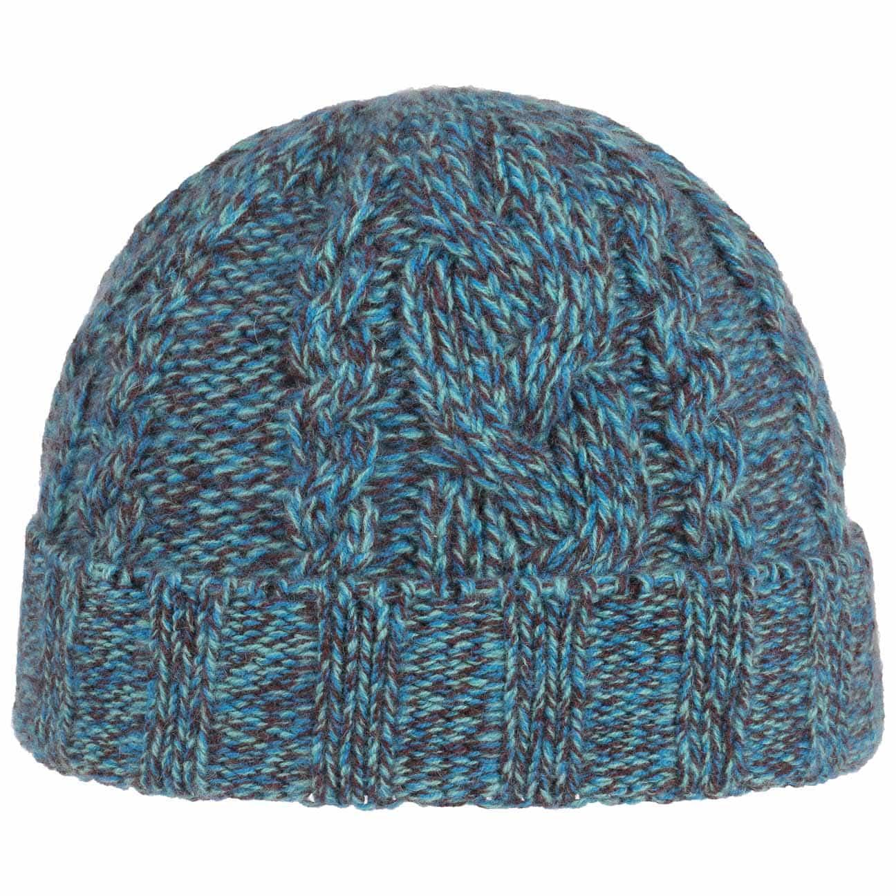Bonnet en Cachemire Tricot à Torsades by bedacht  bonnet pour l`hiver
