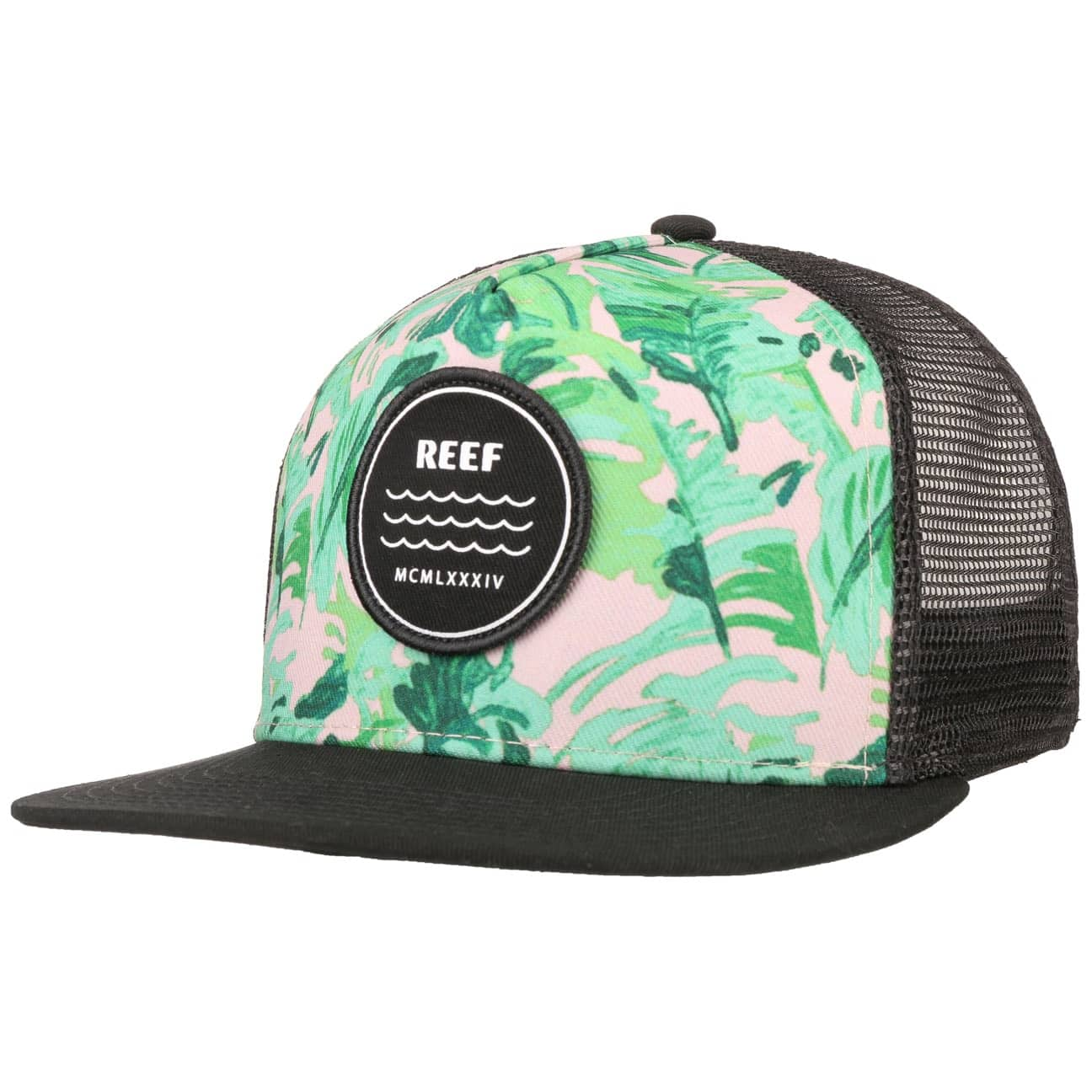 Casquette Trucker Beach Palms by Reef  casquette trucker