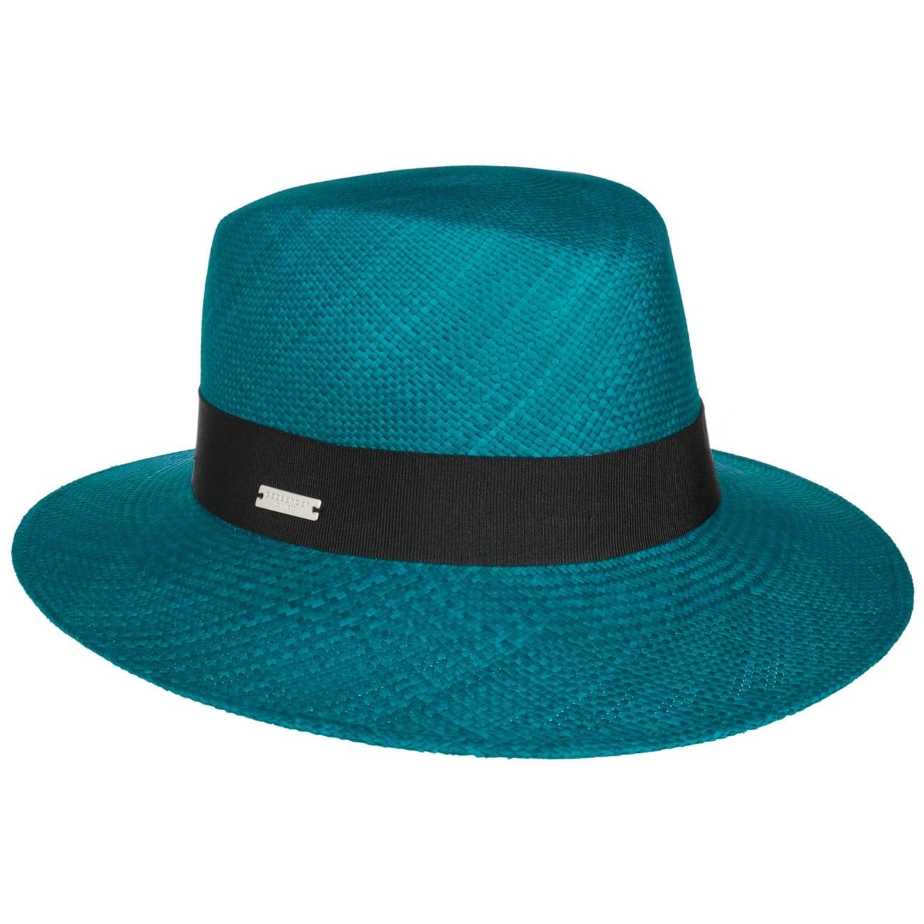 Chapeau pour Femme Panama Bogart by Seeberger  chapeau en paille