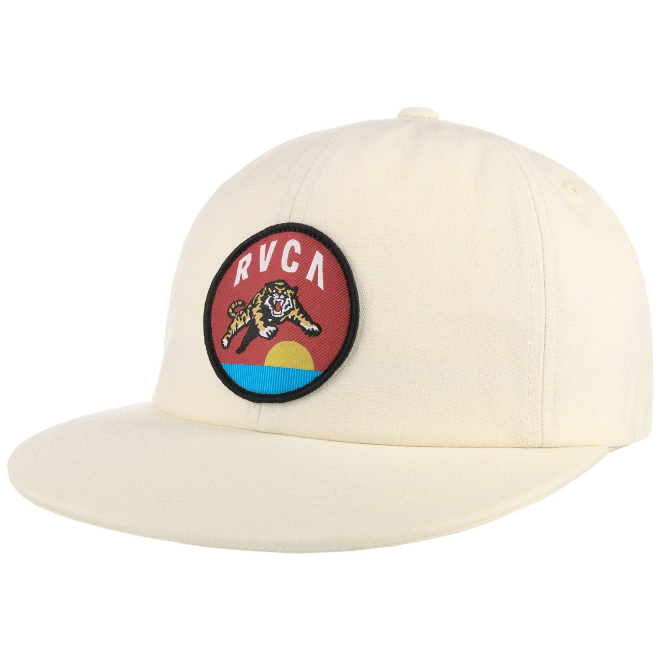 Casquette Snapback Jumping Tiger by RVCA  casquette snapback