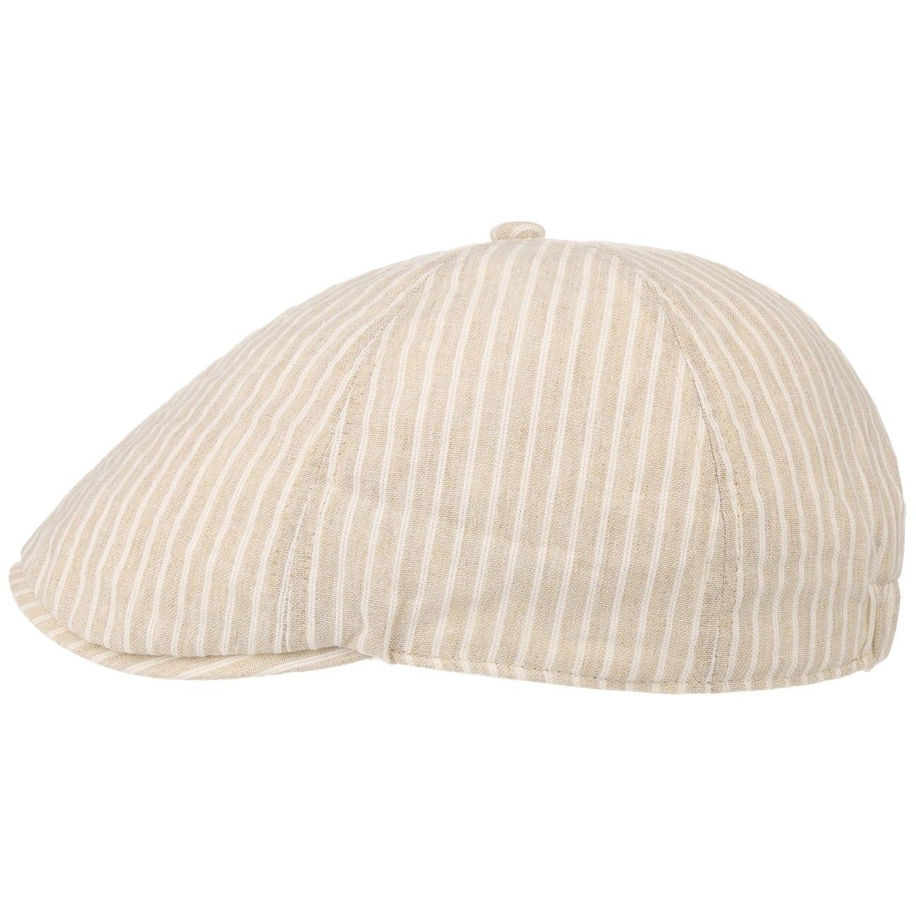 Casquette Cotton Stripes by Lipodo  casquette en coton