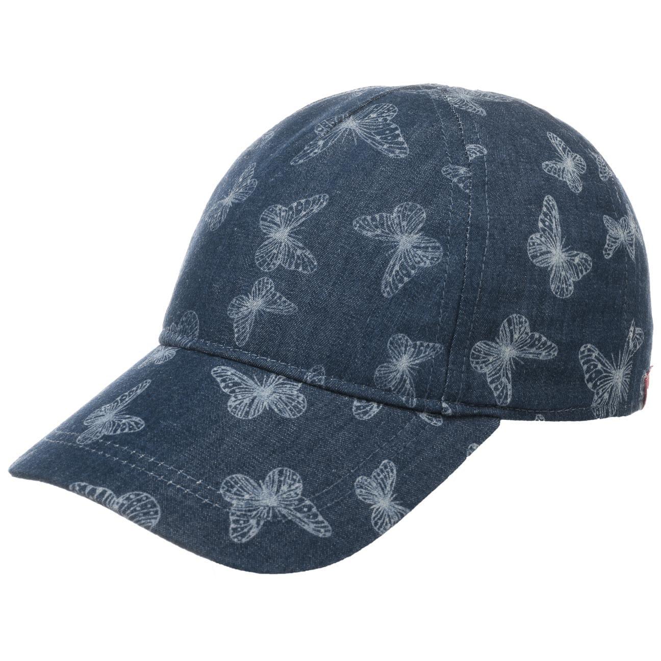 Casquette pour Enfant Denim Butterflies by maximo  baseball cap