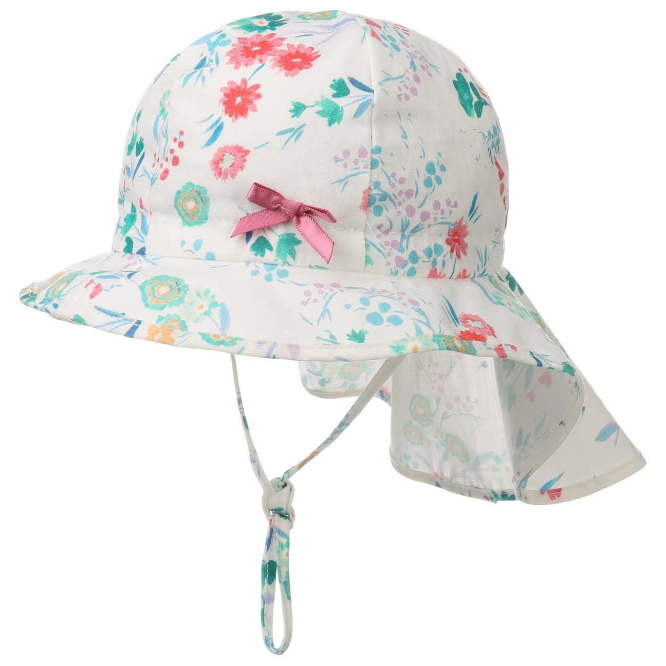 Chapeau Flower Colours Couvre-Nuque by Döll  chapeau d`été