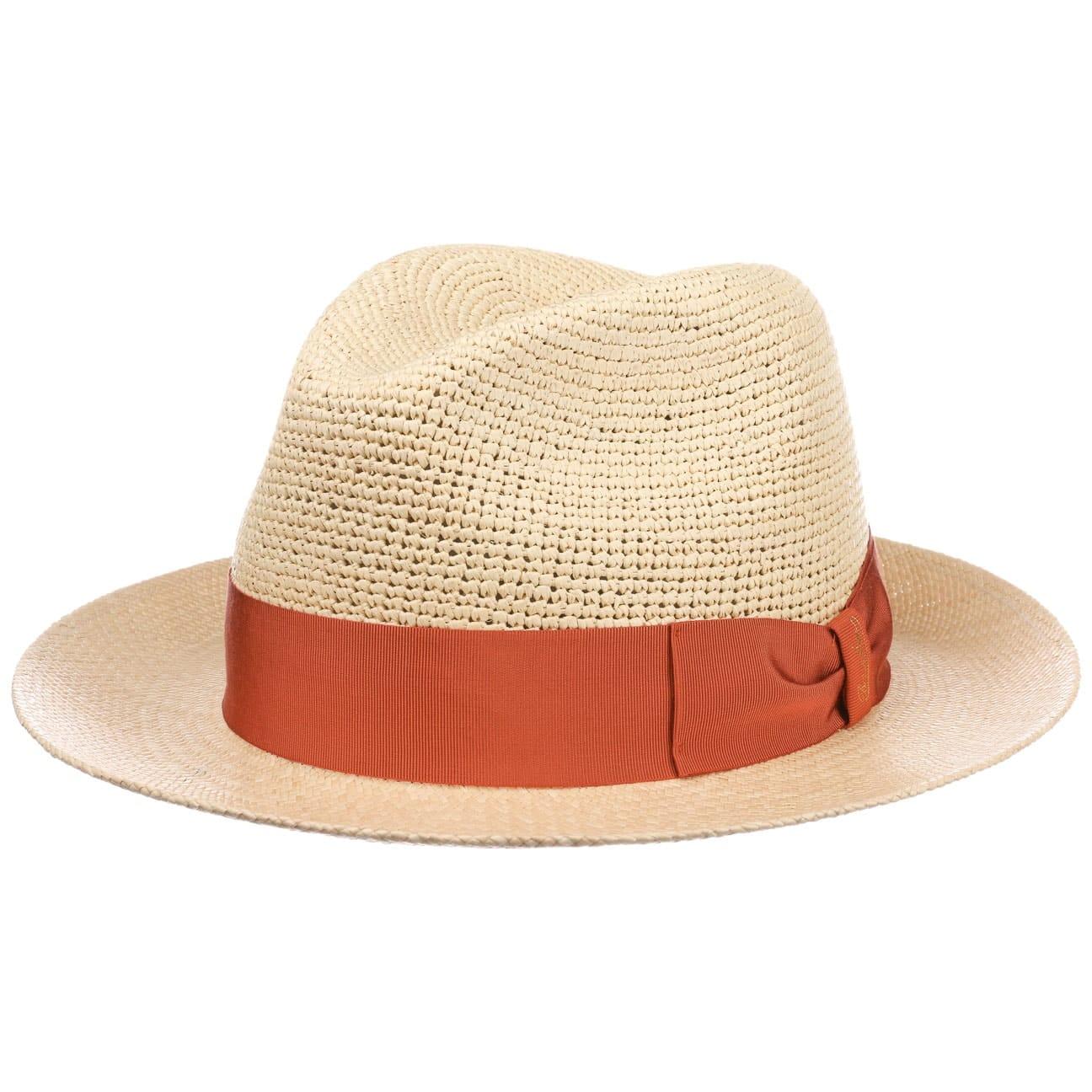 Chapeau Panama Semicrochet by Borsalino  chapeau d`été