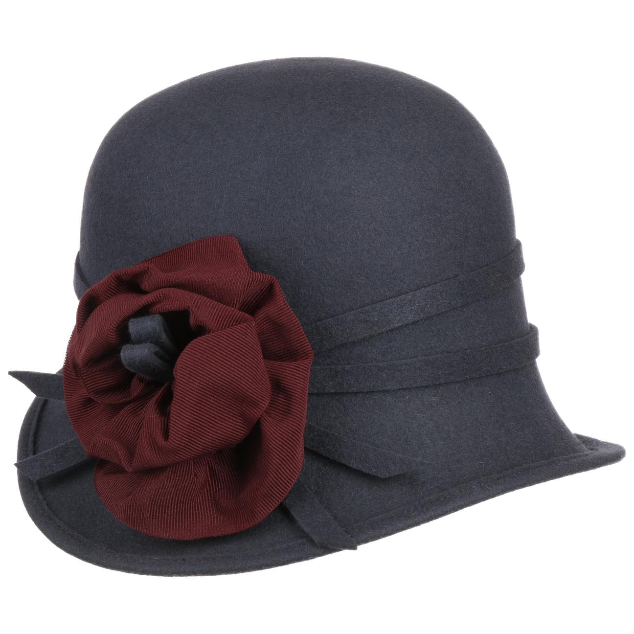 Chapeau en Feutre de Poil Miola Cloche by Lierys  chapeau cloche en feutre