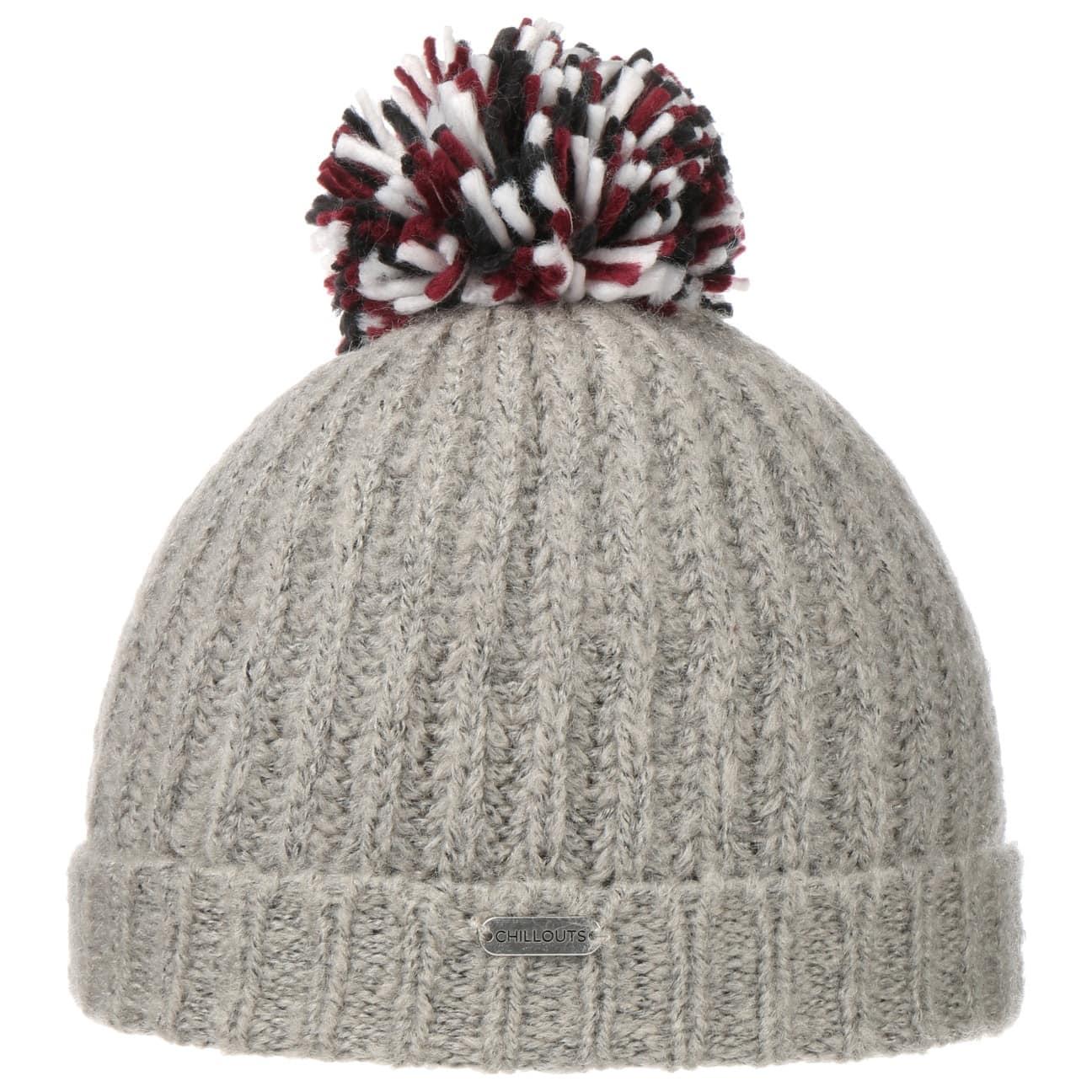 Bonnet à Pompon Alma by Chillouts  bonnet beanie
