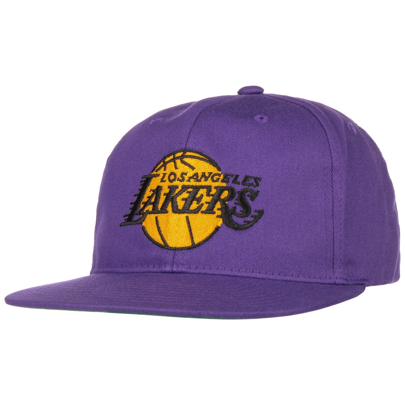 Casquette Deadstock Lakers by Mitchell & Ness  casquette snapback