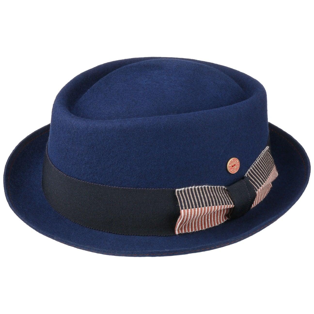 Chapeau en Laine Andy Pork Pie by Mayser  chapeau de feutre