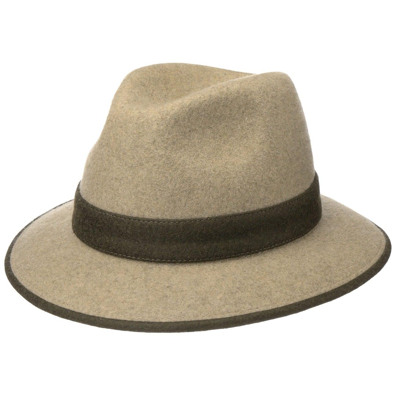 Chapeau Tyrolien Bergamo by Lodenhut Manufaktur  chapeau Traveller