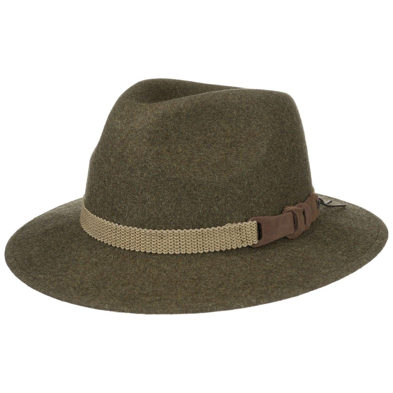 Chapeau Tecklenburg by Lodenhut Manufaktur  chapeau en laine