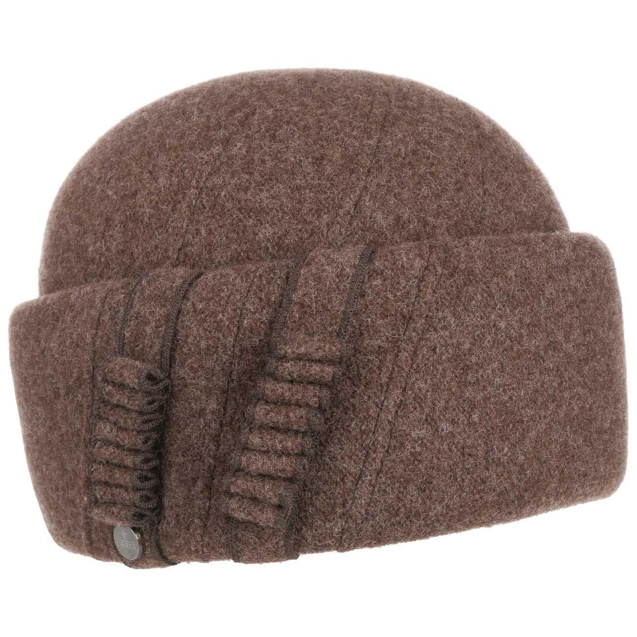 Bonnet en Laine Foulée Binara by Lierys  bonnet pour femme