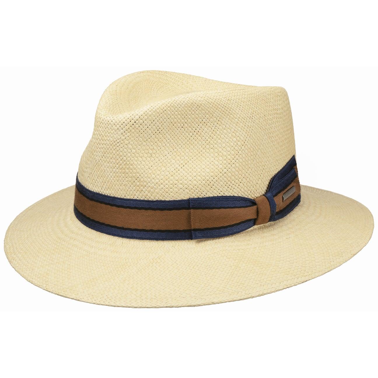 Chapeau Panama Bergamo Traveller by Stetson  chapeau en paille de panama