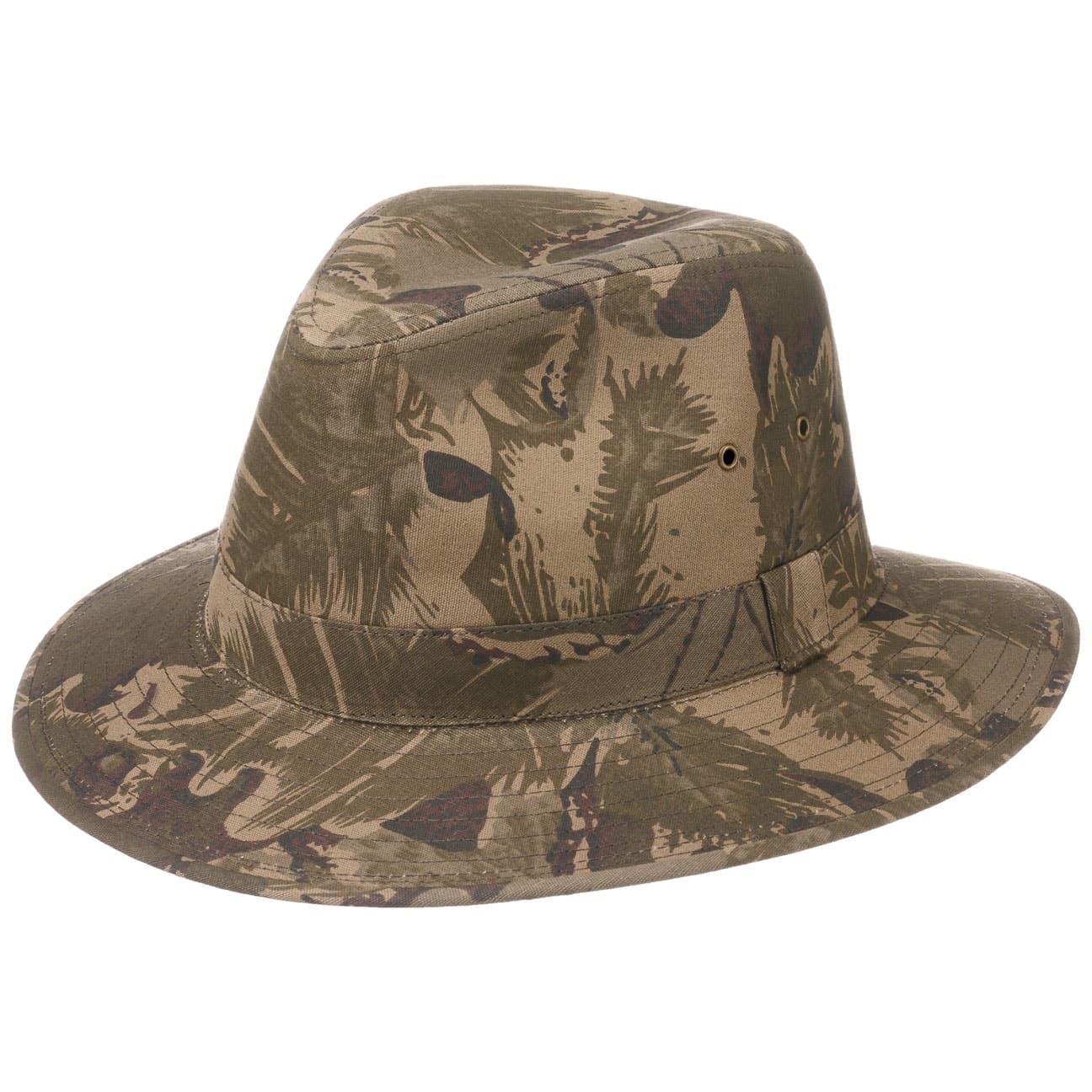 Chapeau Forest Camouflage by Lipodo  chapeau en tissu