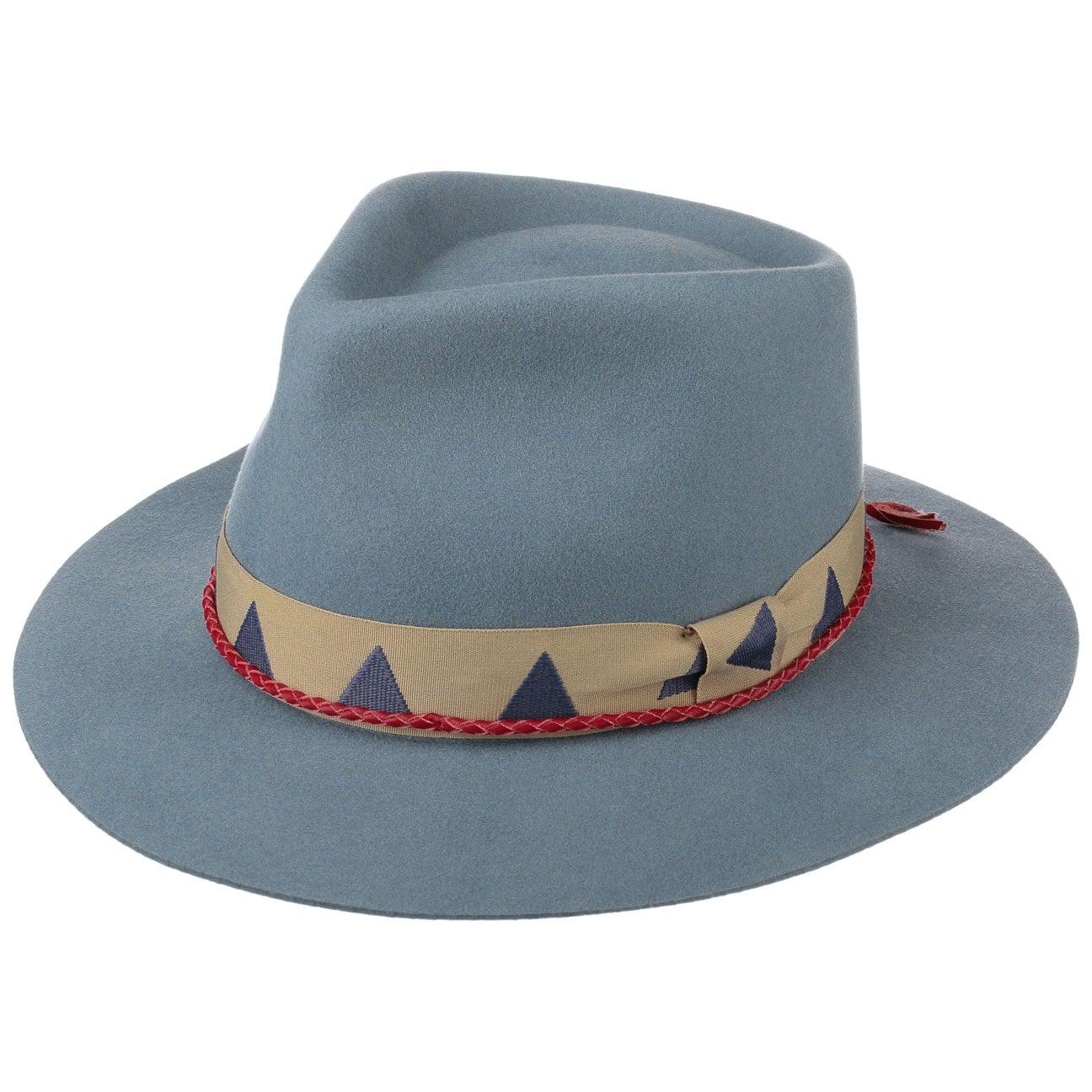 Chapeau en Feutre Venice Fedora by Brixton  chapeau pour femme