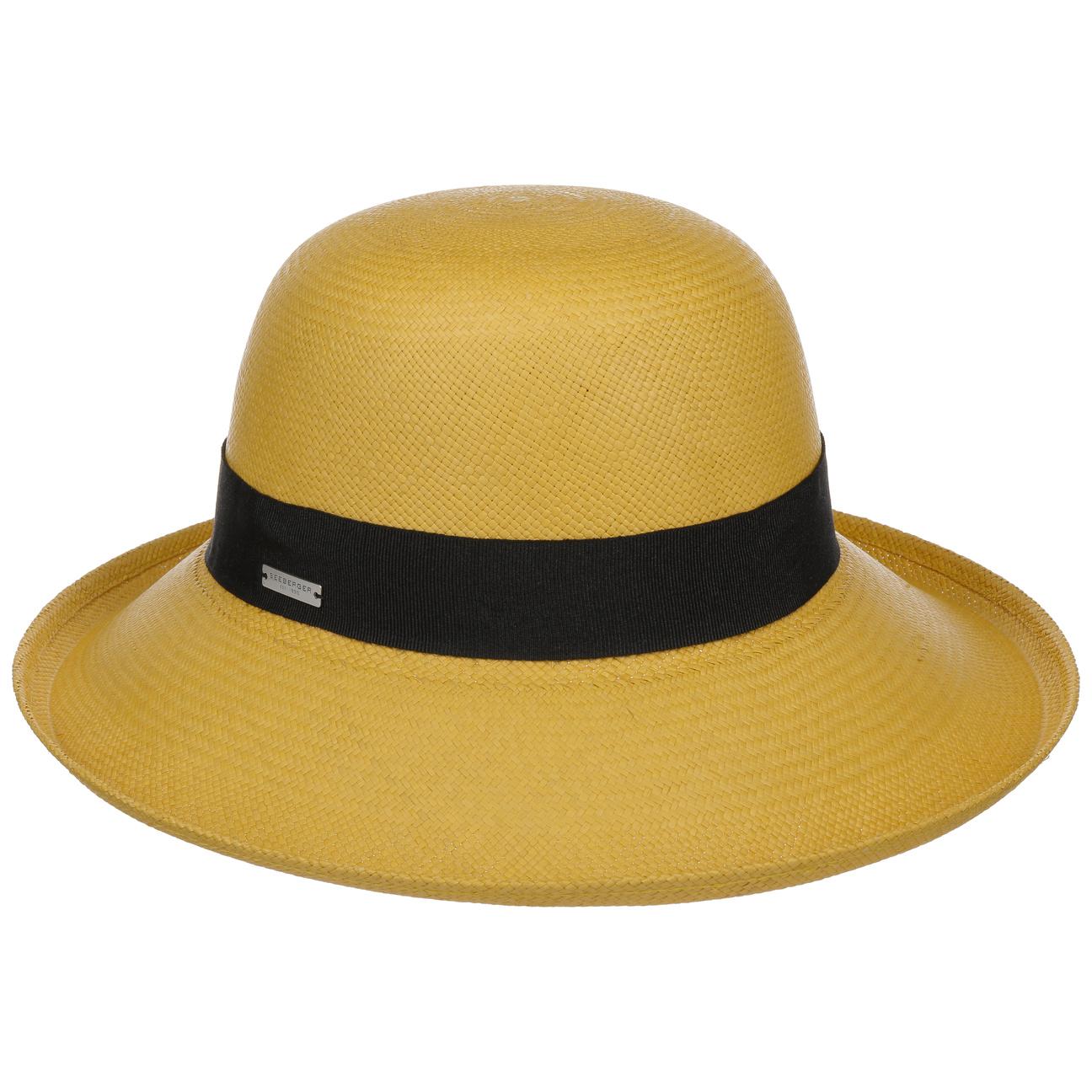 Chapeau Panama Disuna by Seeberger  chapeau en paille de panama