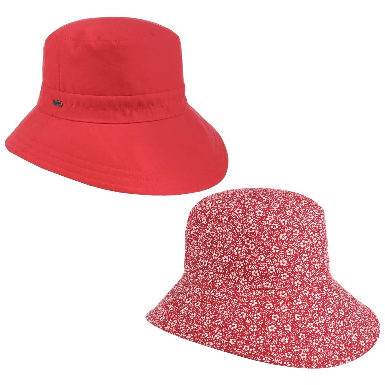 Chapeau Réversible Waterproof by McBURN  chapeau pour femme