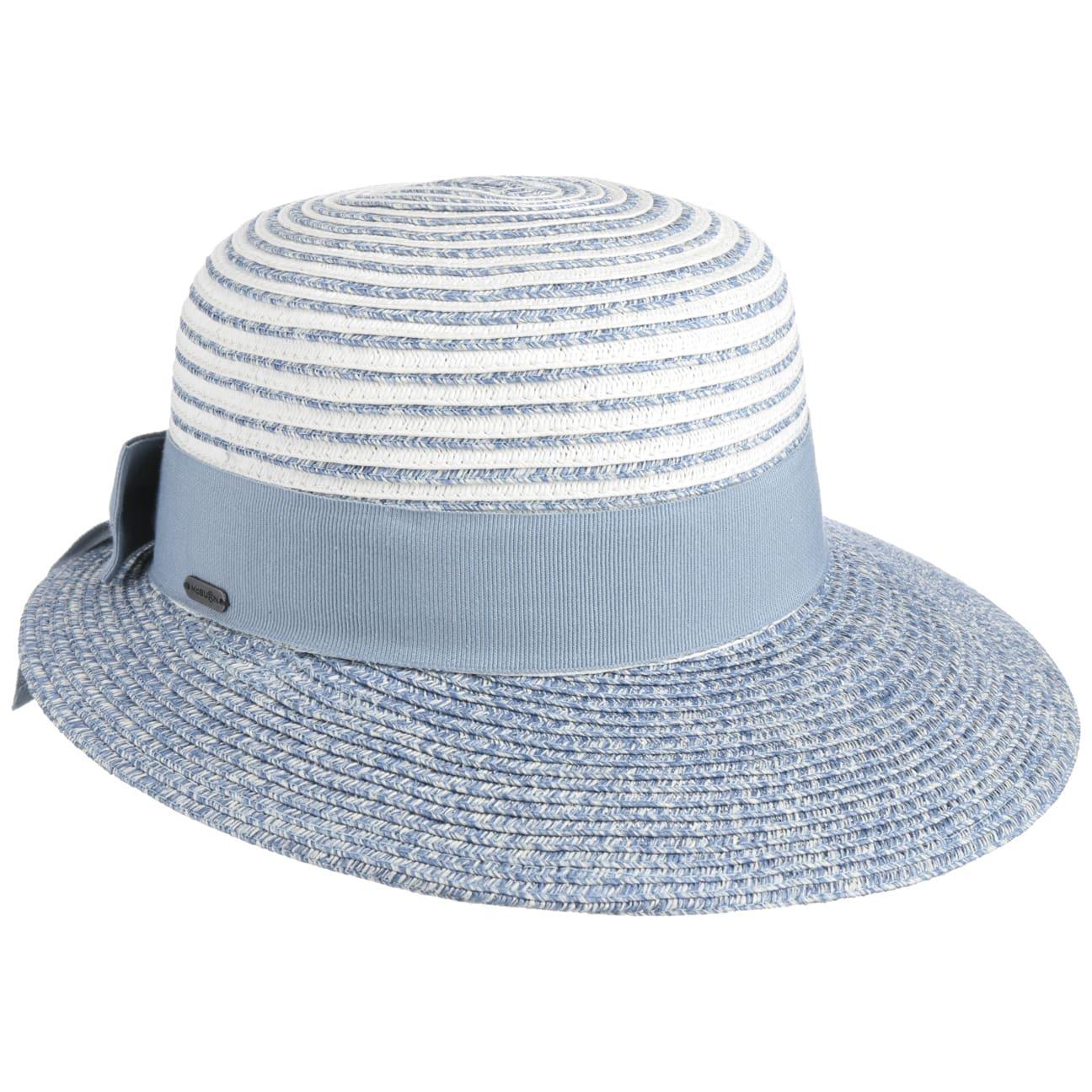 Chapeau en Paille Tusali Twotone by McBURN  chapeau de soleil