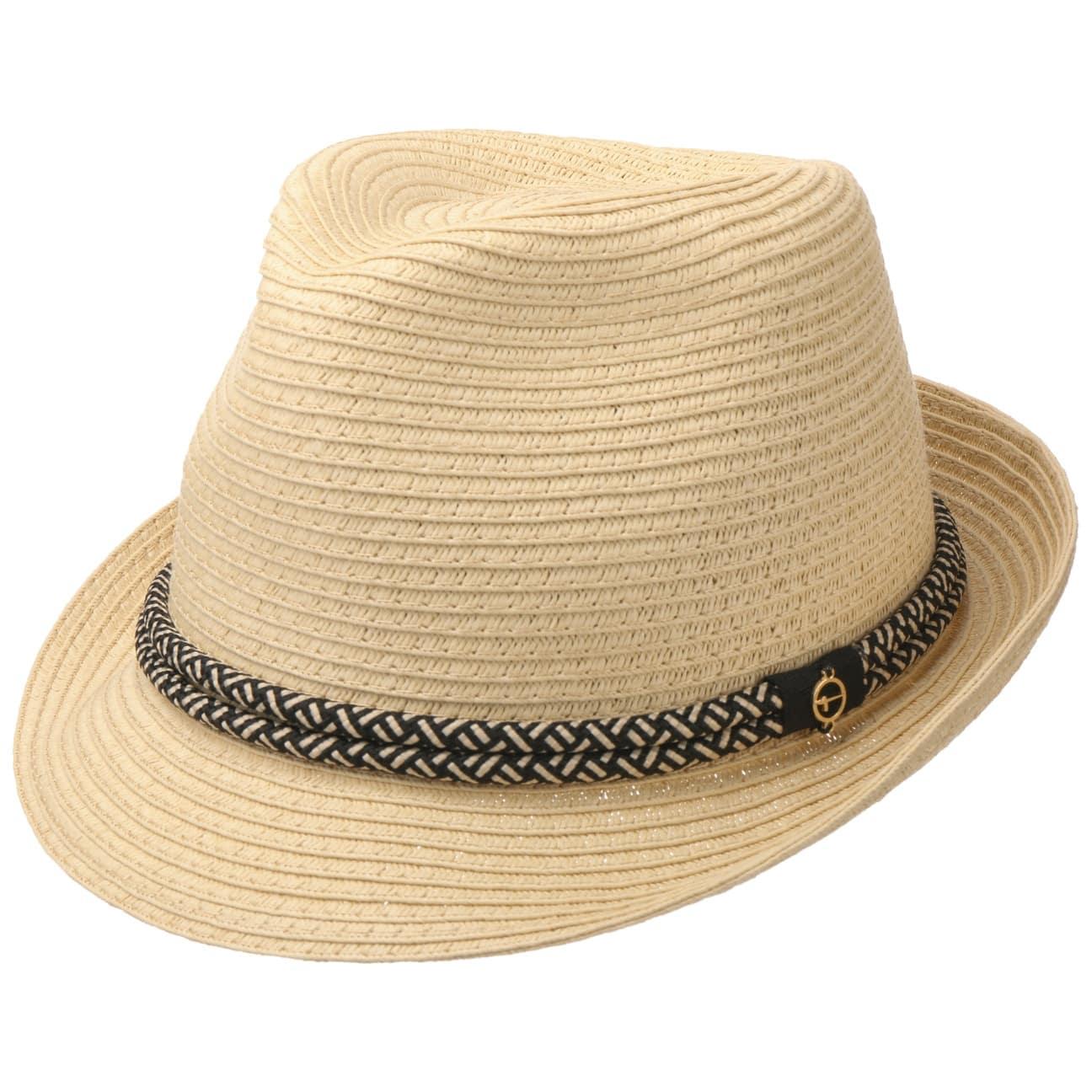 Chapeau en Paille Rimalia Trilby by Tamaris  chapeau de soleil