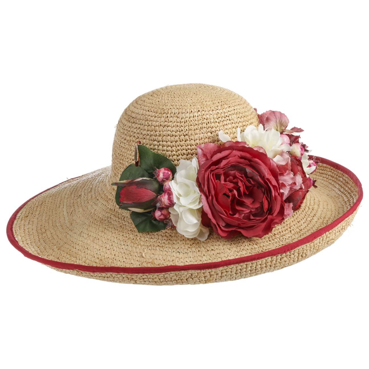 Chapeau de Raphia Laurena by bedacht  chapeau pour femme