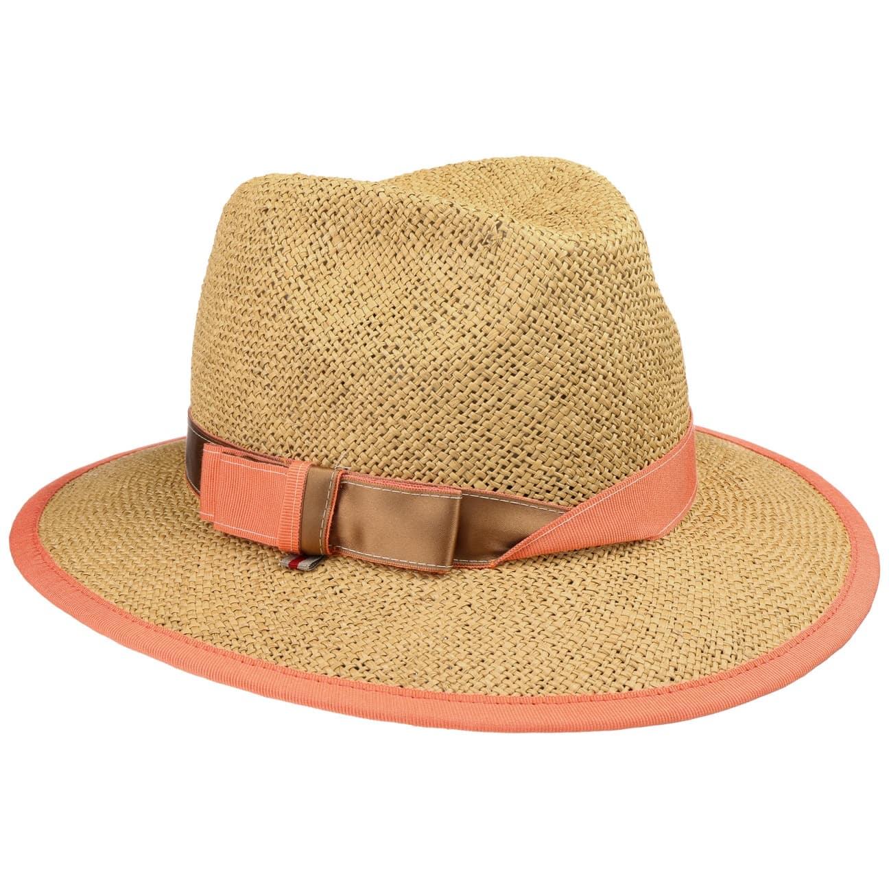 Chapeau en Paille Taneda Traveller by bedacht  chapeau d`été