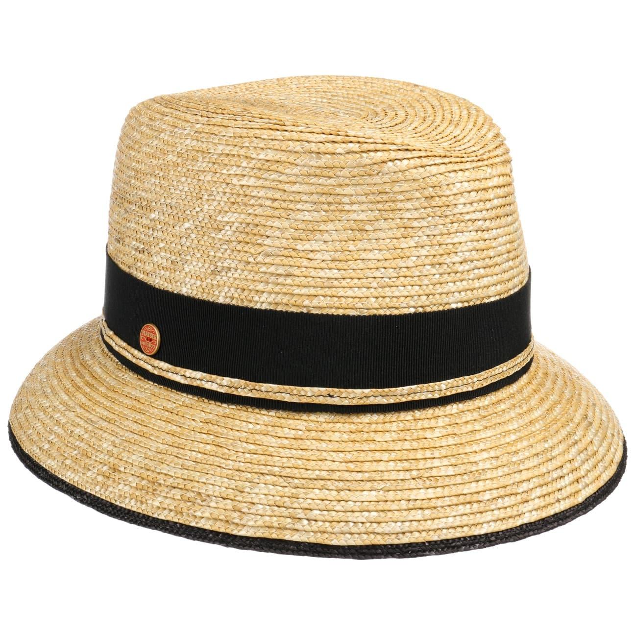 Chapeau en Paille Anti UV Charlotte by Mayser  chapeau de soleil