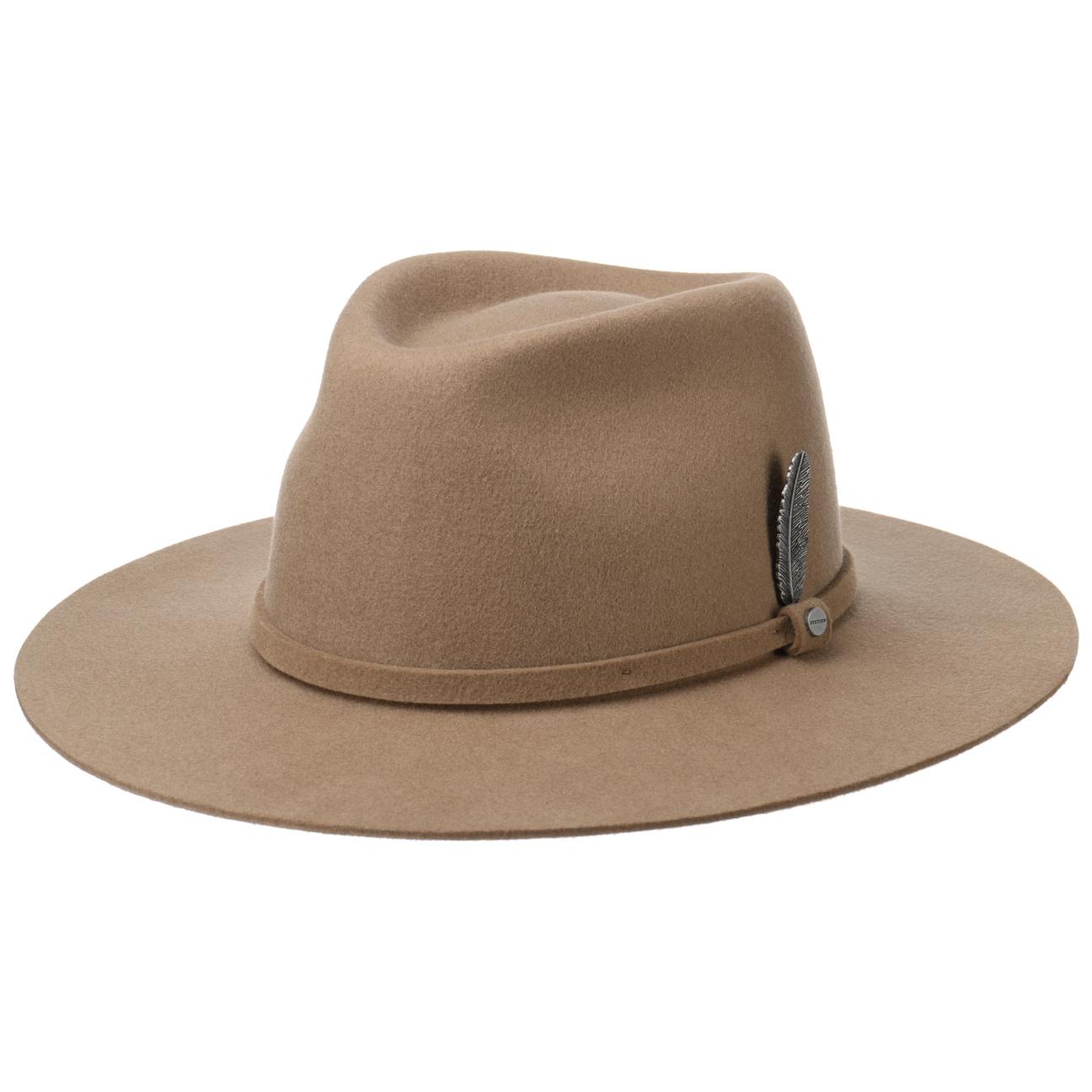 Chapeau Outdoor Cooperstown Wool by Stetson  chapeau de feutre
