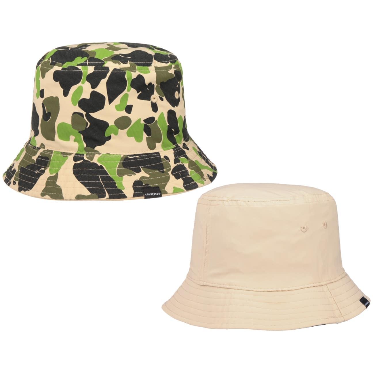 Chapeau Réversible Uni vs Checked by Converse  chapeau en tissu