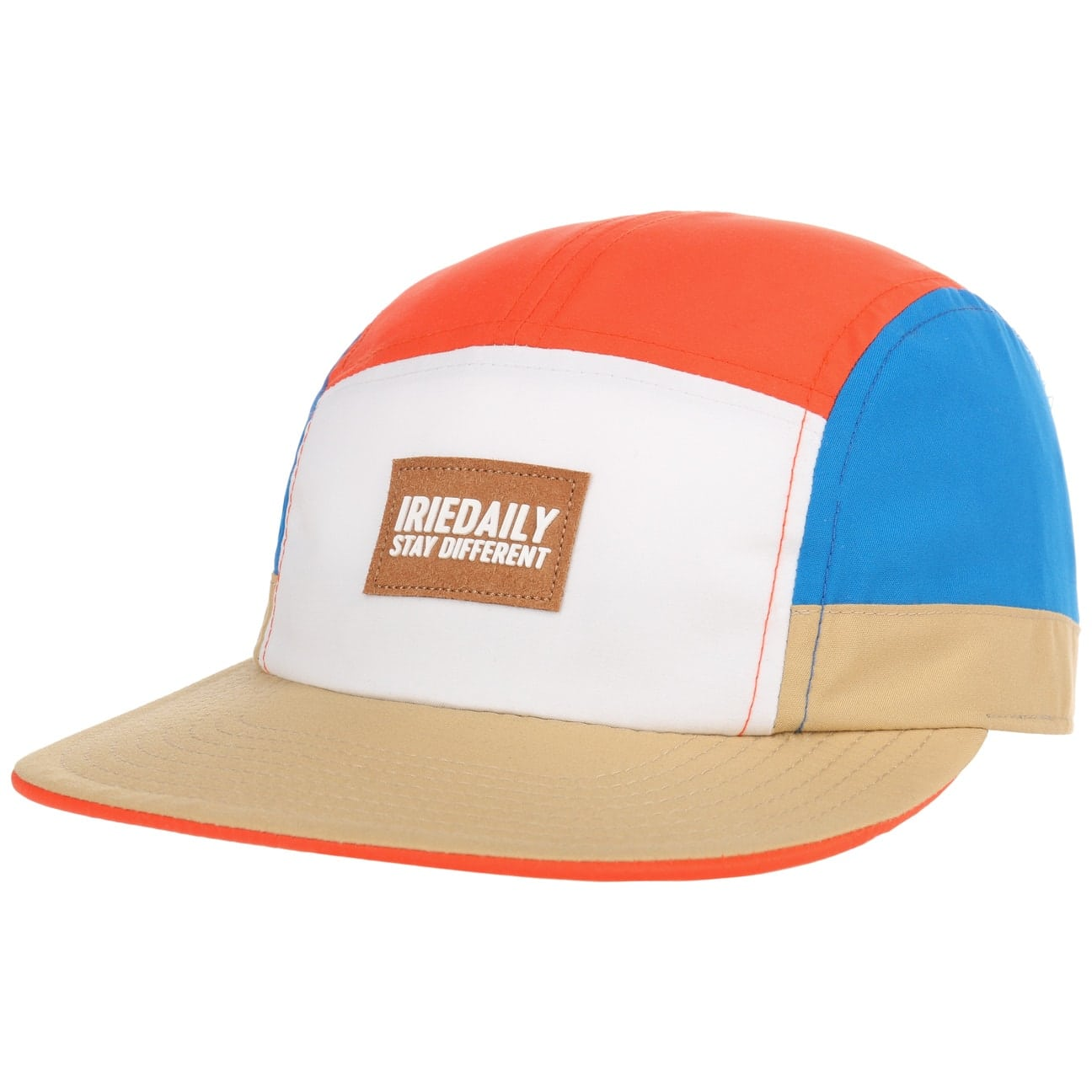 Casquette Stay Different Camper by iriedaily  casquette visière plate