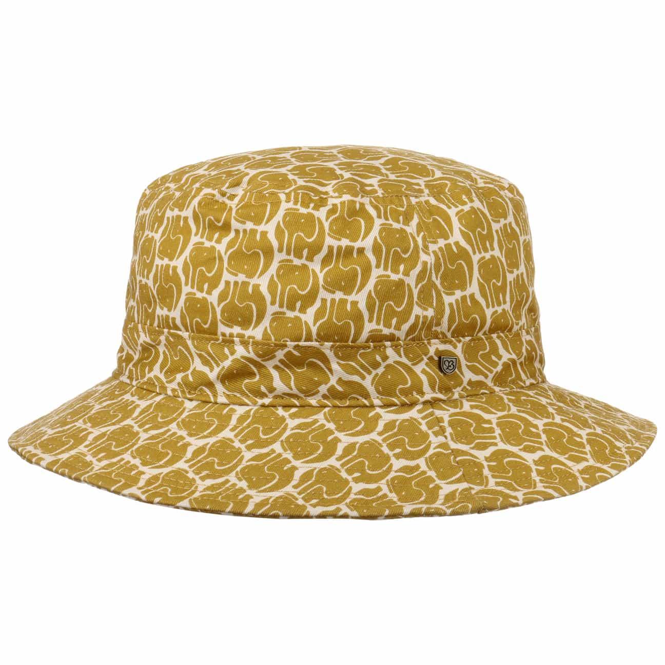 Chapeau en Tissu All-Over Hardy Bucket by Brixton  chapeau en coton