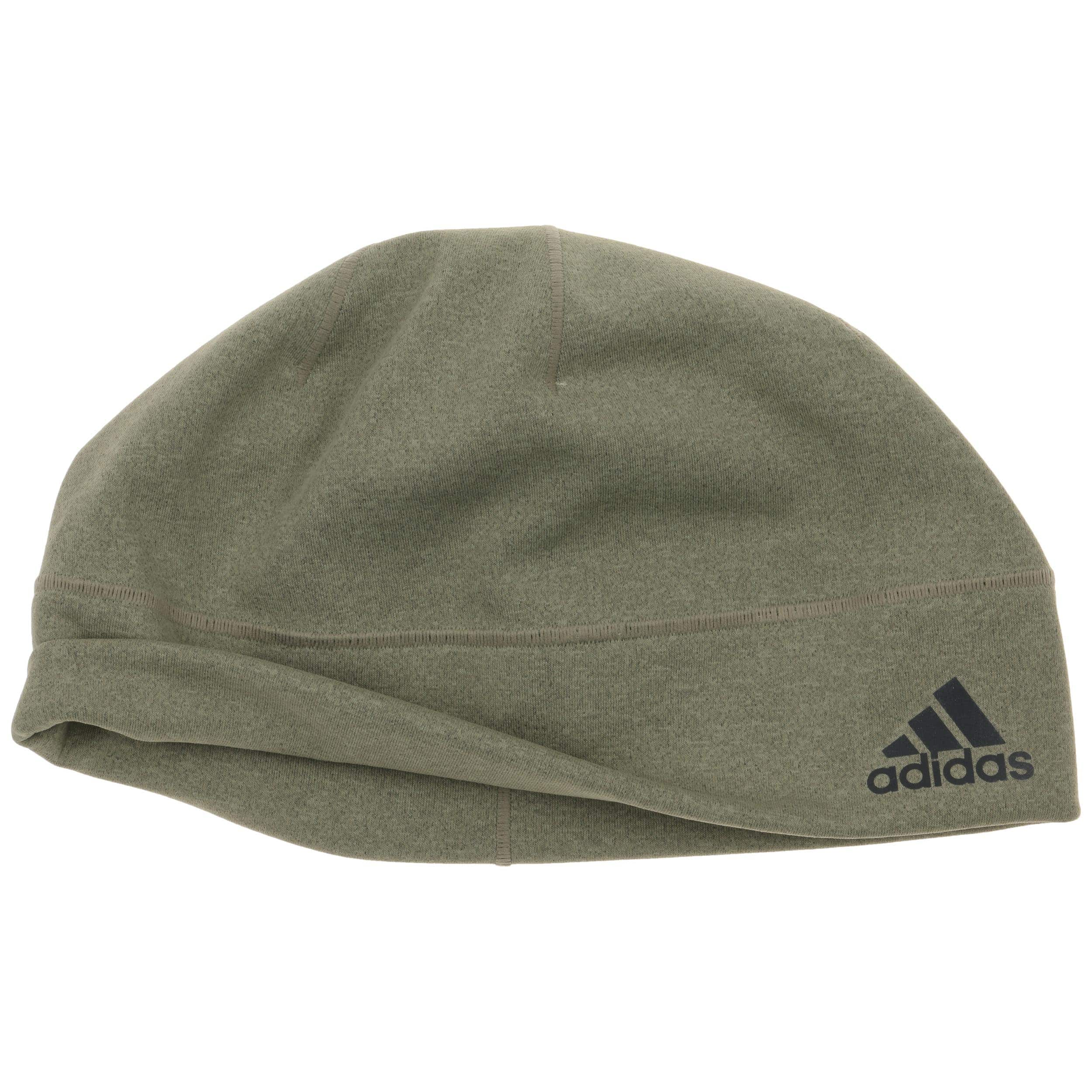 22f89df61ef0 ... Bonnet Beanie Climaheat Performance by adidas - olive 1 ...