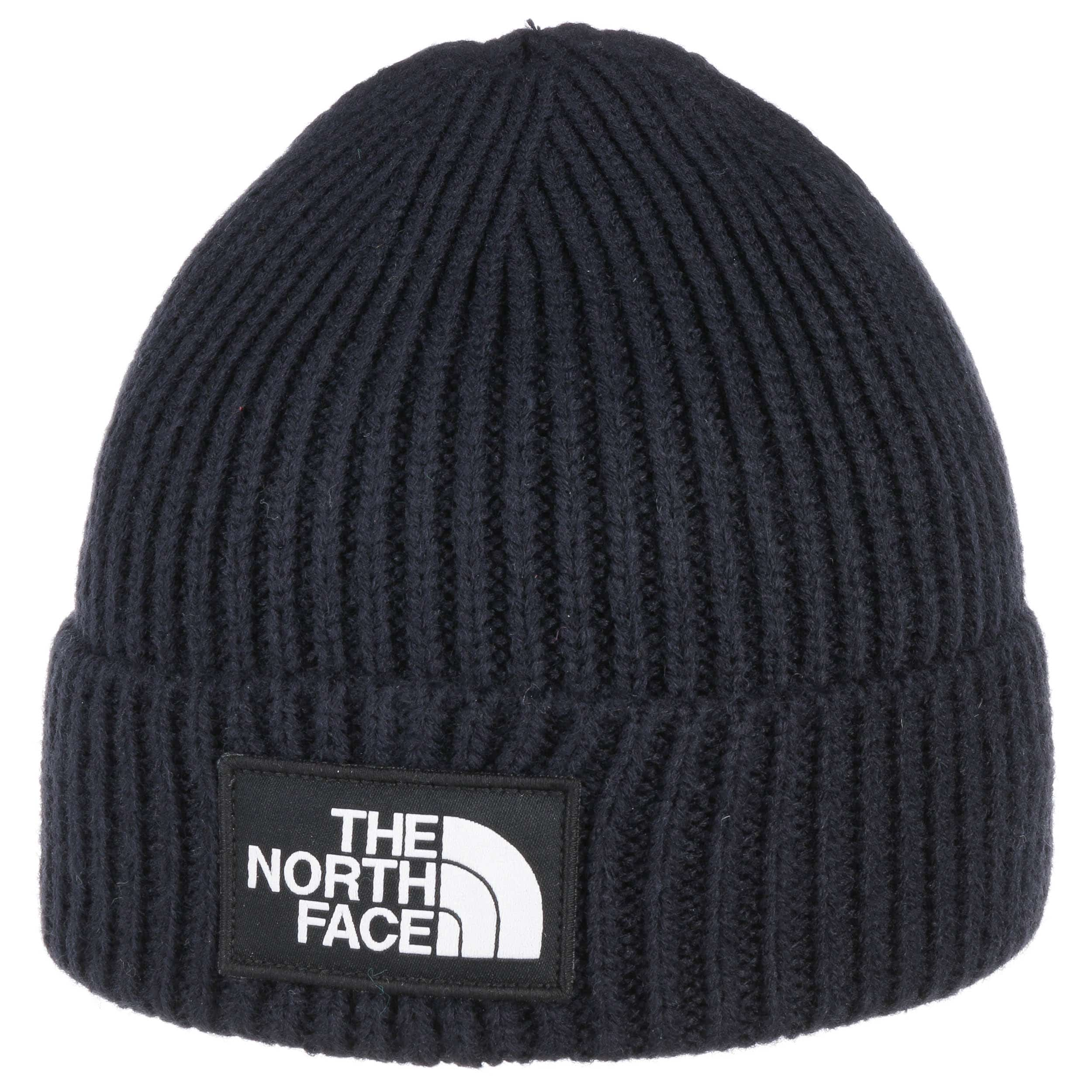 4fbac1661f Bonnet Beanie Logo Box by The North Face , rose 3 ...