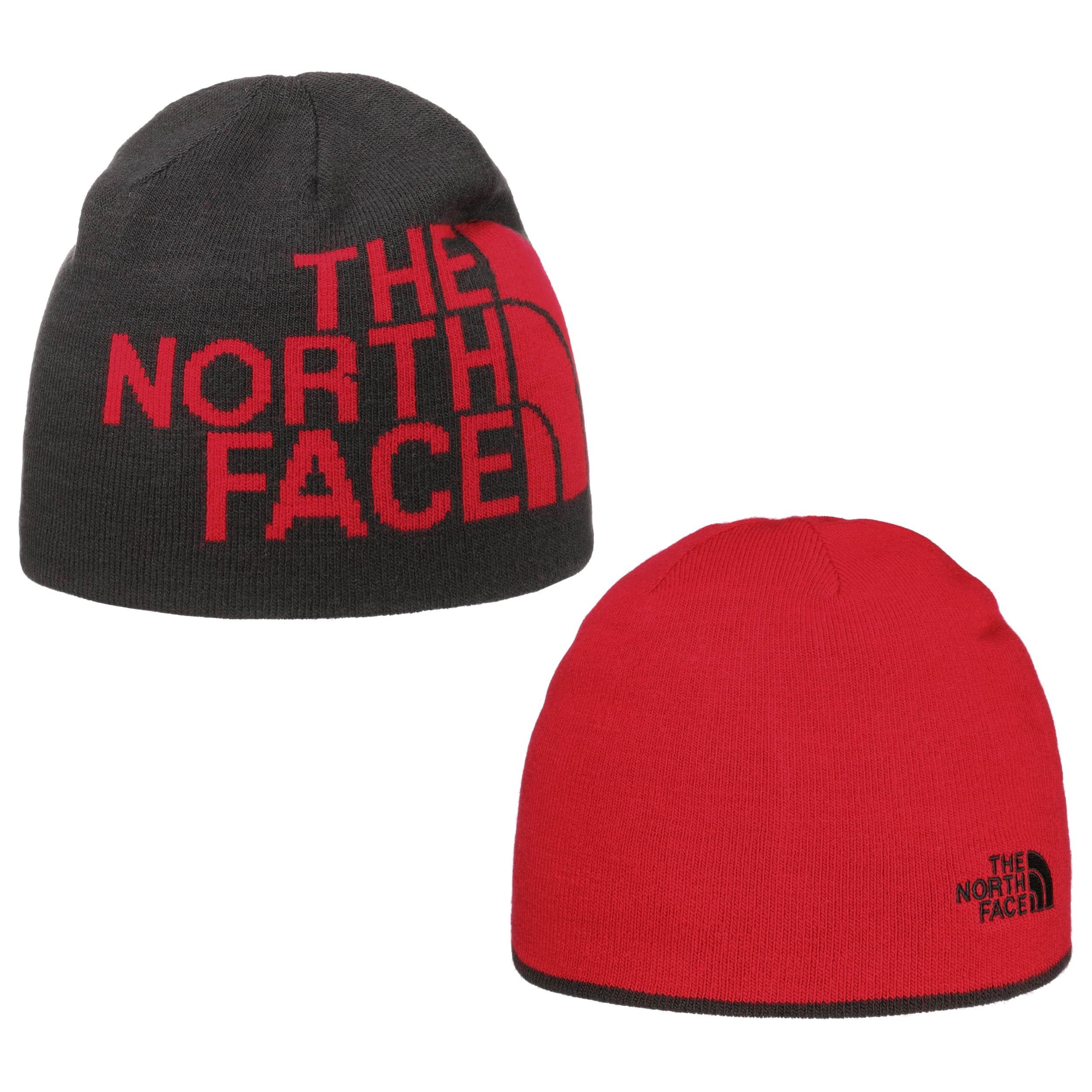 riche et magnifique grandes variétés magasiner pour authentique Bonnet Beanie Rev Logo by The North Face
