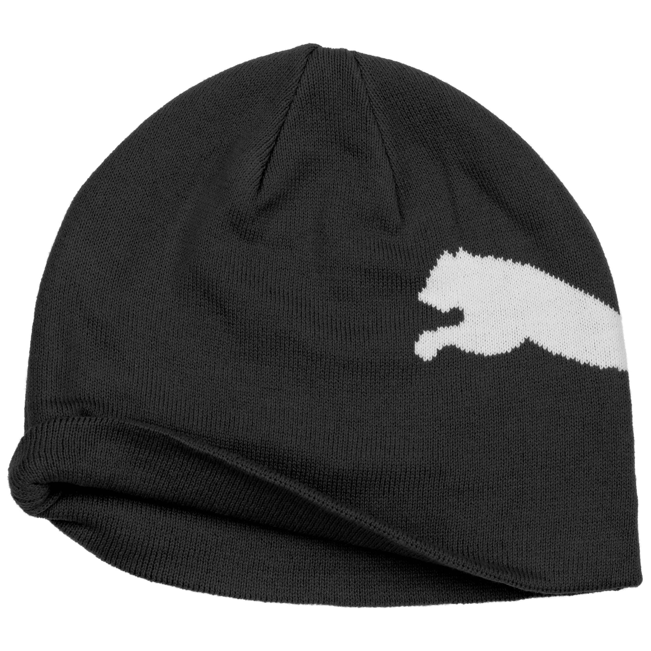 bonnet puma noir